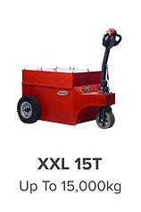 XXL15T Electric Tow Tug