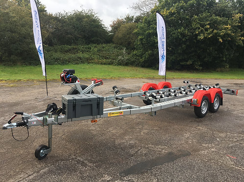 VX20F Trailer (Max Boat Weight - 1430kg | Max Boat Length 7.8m)
