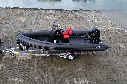 MTX 10101F Trailer (Max Boat Weight - 960kg | Max Boat Length 7.1m)