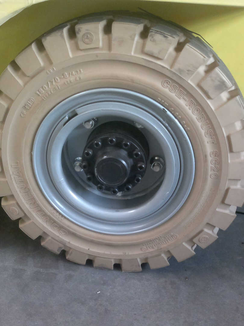 Multi-Mover 3XL40T Tyres