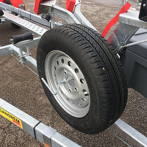 Spare Wheel & Support