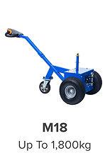 M18 Electric Tow Tug