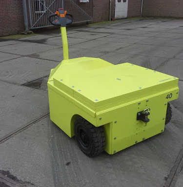 Multi-Mover 3XL40T With Weights