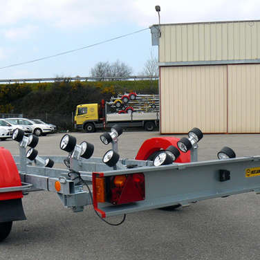 PDMS TRAILERS VX75 BACK