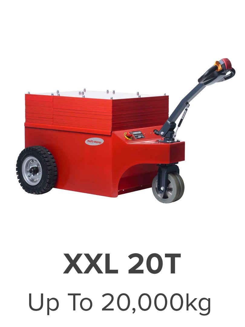 XXL20T Electric Tow Tug