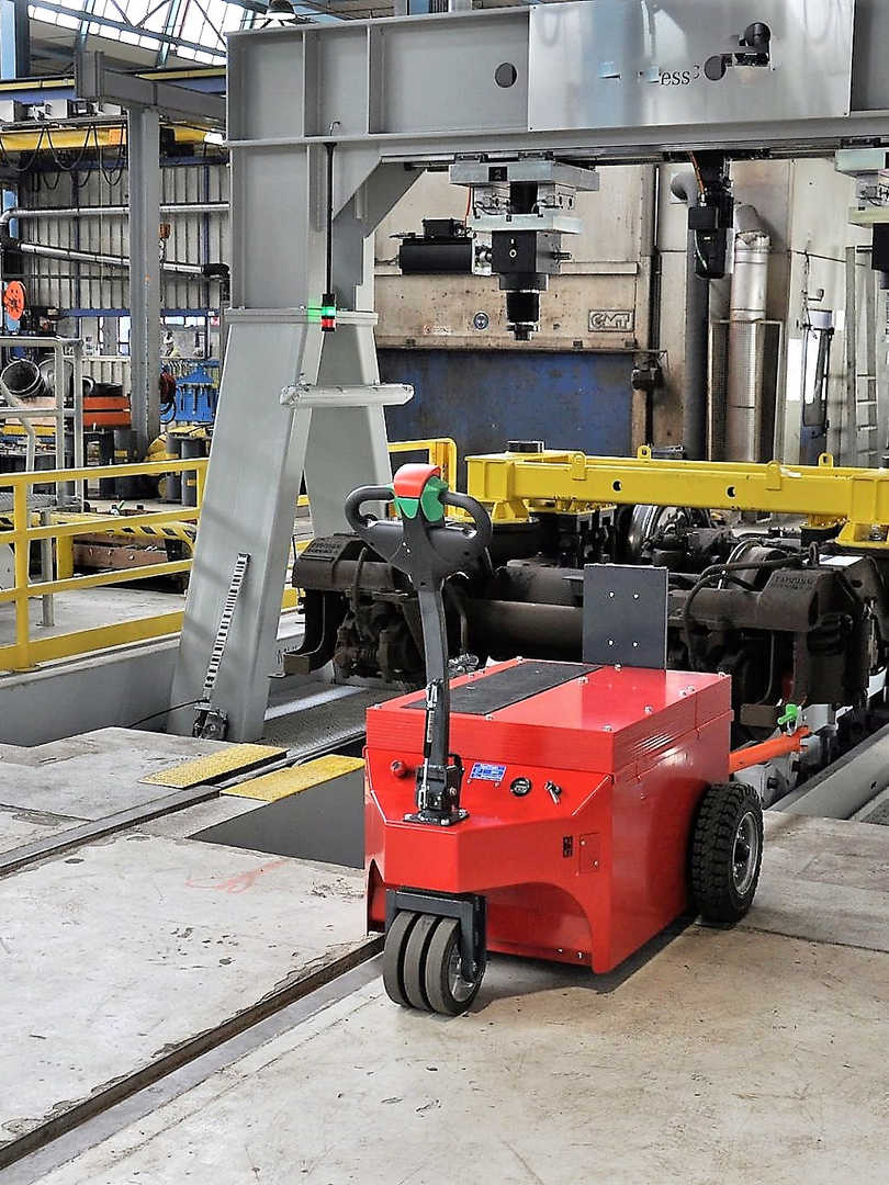 Mutli-Mover XXL10T For Production Line