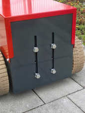 S15 Electric Tow Tug Hitch Options