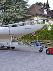 Multi-Mover XL35 Towing Boat