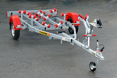 MTX 575 Trailer (Max Boat Weight - 550kg | Max Boat Length 5.7m)