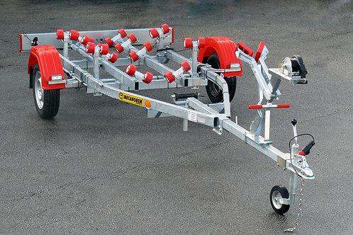 MTX 555F Trailer (GVW - 750kg)