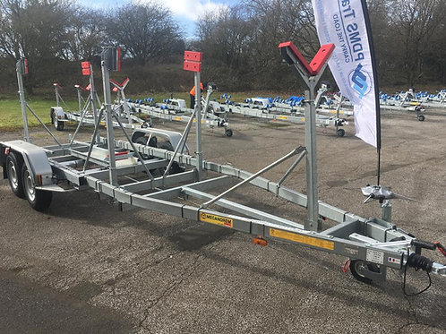 MTV 2002F Trailer (Max Boat Weight - 1920kg | Max Boat Length 9.3m)
