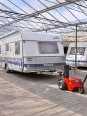 Multi-Mover XL35 For Caravan Storage