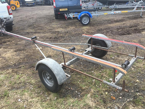 Used Rapide Unbraked Boat Trailer