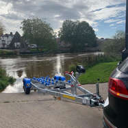 Towing a Trailer
