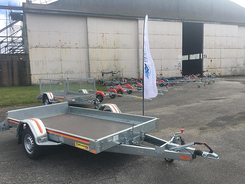 RPMS901 Multi-Purpose Braked Trailer (Max Load Weight - 710kg)