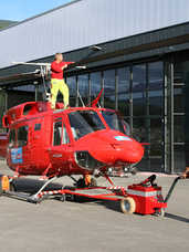 Multi-Mover XL75 Towing Helicopter