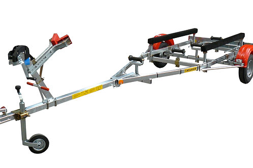 TRM380 Trailer (Max Boat Weight - 350kg | Max Boat Length 4.1m)
