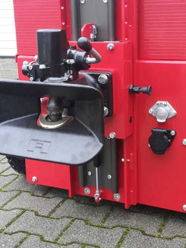 Multi-Mover 3XL40T Custom Hitch