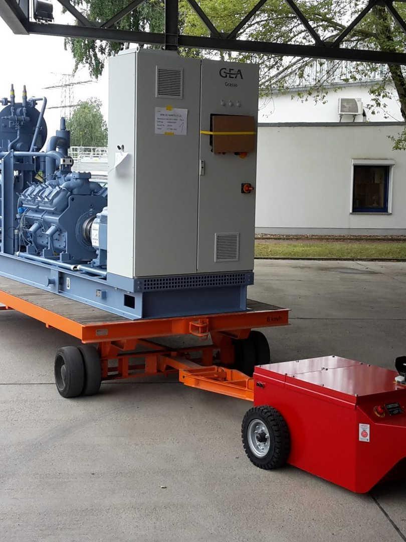 Mutli-Mover XXL10T For Equipment