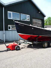 Multi-Mover XL50 Towing Boat Trailer
