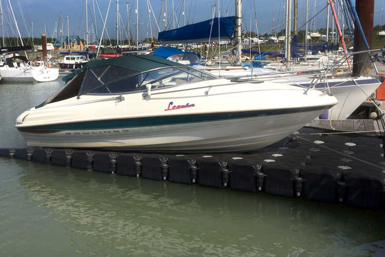 P&D3 CUBE PONTOON FOR SMALL BOATS