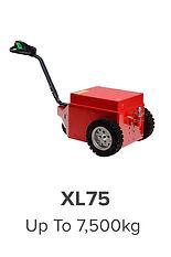 XL75 Electric Tow Tug