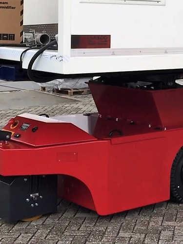 Multi-Mover 4XL80T Trailer Mover