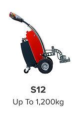 S12 Electric Tow Tug