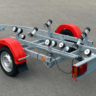 PDMS TRAILERS VX75 SIDE