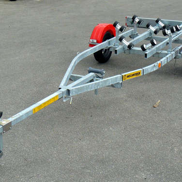PDMS TRAILERS VX75 FRONT