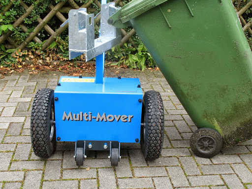Multi-Mover M18 Pulling Bin