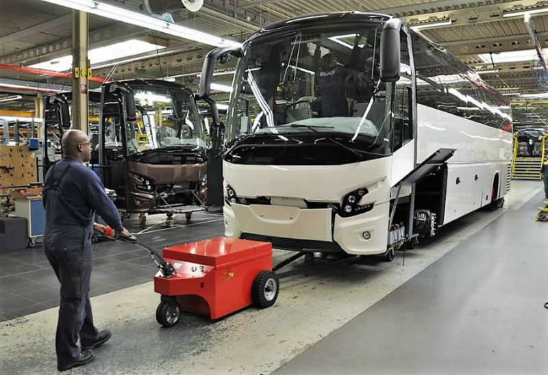 Mutli-Mover XXL10T Towing Coach