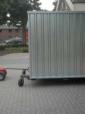 Multi-Mover XL35 Towing Container Trailer