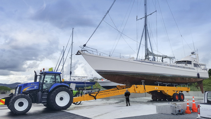 ROODBERG BOAT MOVER TRAIELRS