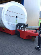 Multi-Mover 4XL80T For Warehouse Stock