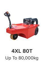 4XL80T Electric Tow Tug