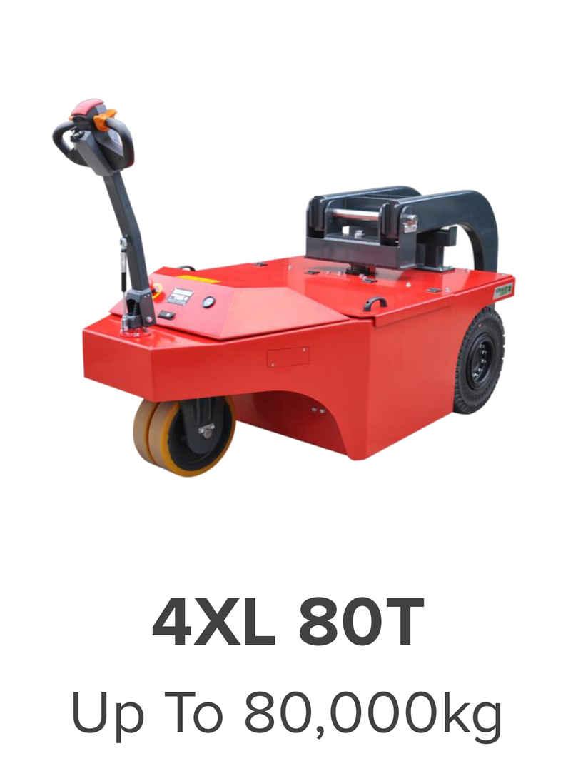 4XL480T Electric Tow Tug