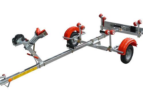 RTT255 TRG Multiboat Roller Trailer (Max Boat Weight - 300kg)