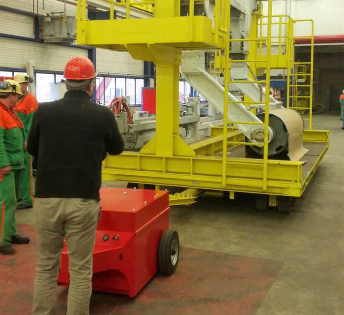 Mutli-Mover XXL10T For Industrial Use