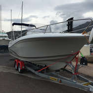 PDMS TRAILERS VX25 BOAT TRAILER