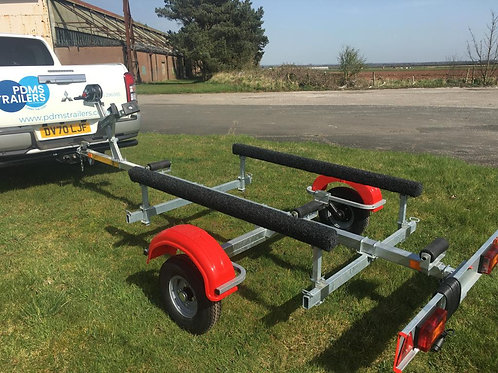 RTT255 PAT Speed Multi Boat Trailer (Max Boat Weight - 300kg)