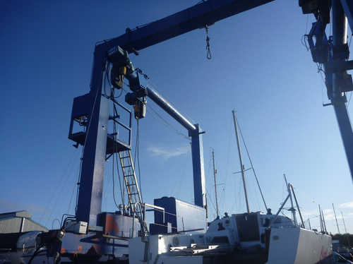 USED WISE HOIST FOR SALE