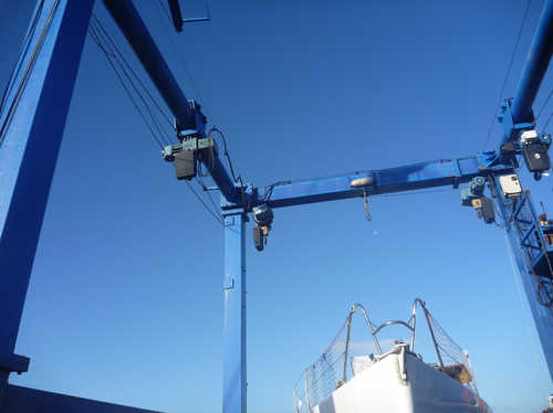 WISE HOIST FOR SALE