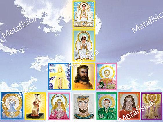 Jerarquía Espiritual de Shamballa