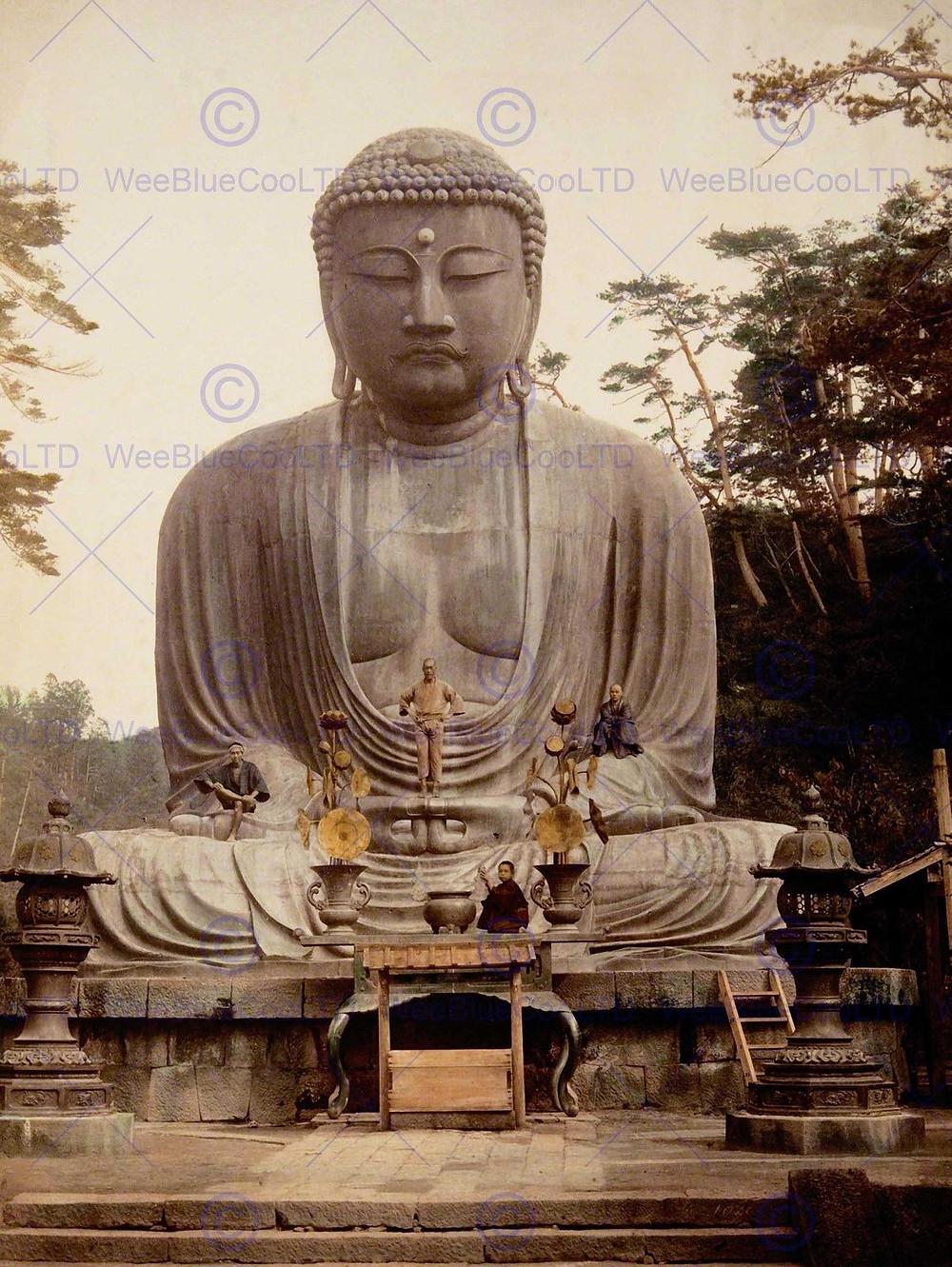 metafisica, amida buddha