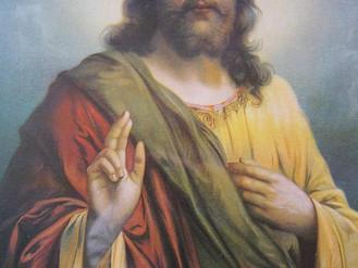 PALABRAS DE CURACIÓN DEL MAESTRO JESÚS