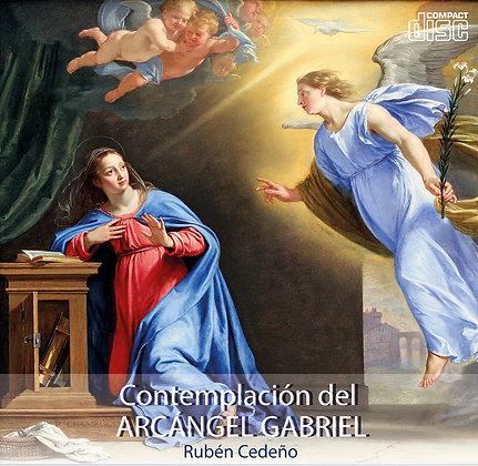 Contemplación del Arcángel Gabriel - Rubén Cedeño