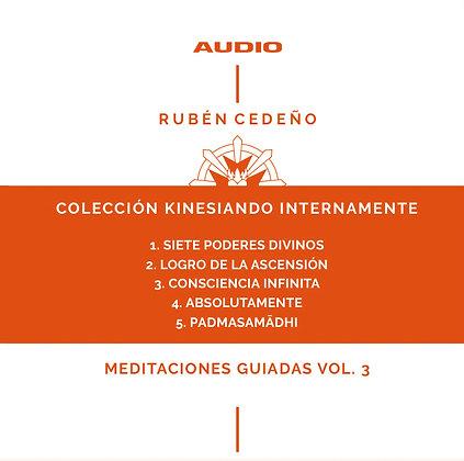 Colección Kinesiando Internamente Vol. 3 - Rubén Cedeño