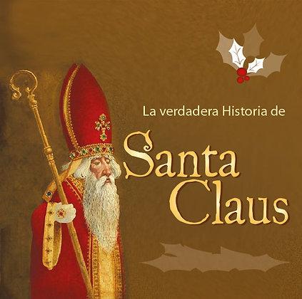 La verdadera historia de Santa Claus - Rubén Cedeño