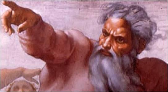 metafísica la creación de Adán miguel ángel